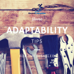 Home adaptability tips accessible handicapped home