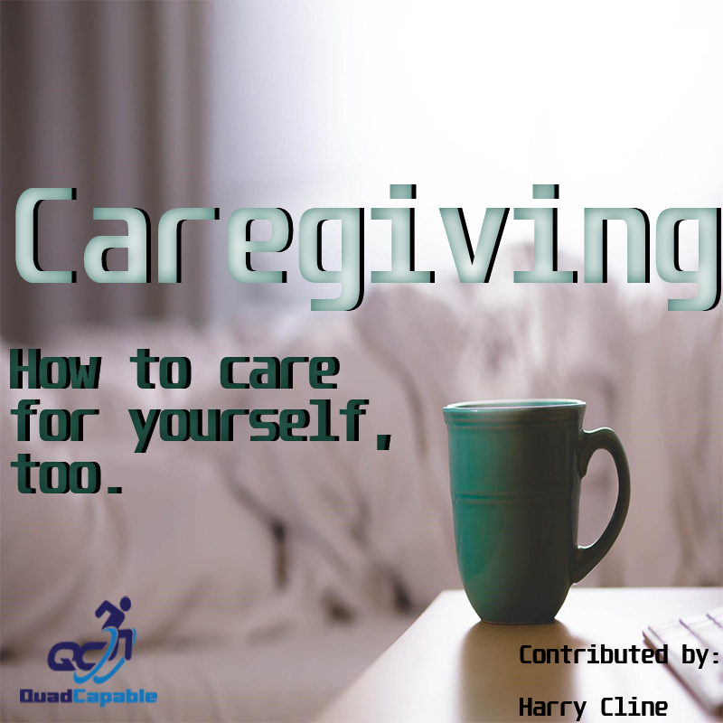 Caregiver Stress Guide to Taking Care of Yourself Too